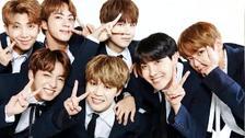 防弹少年团创韩国艺人第一次!登《TIME》全球版封面!