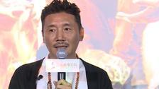 《阿拉姜色》上海路演 歌手容中尔甲跨界出演