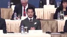 任第3届澳门影展明星大使  郭富城自曝想当导演圆梦