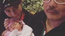 张柏芝带儿子回娘家 小王子公开了?
