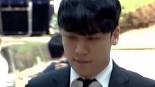 韩警察厅官方回应胜利夜店案件