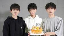 王俊凯过20岁生日 王源易烊千玺准时送祝福