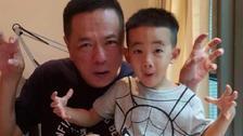 应爸曝应采儿二胎性别 网友笑回:不用担心像爸了!